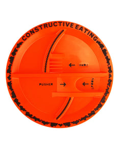 Constructive Eating Ramp Plate