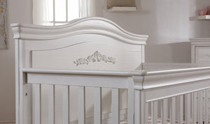 Diamante Forever Crib- Decor