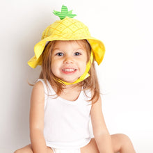 Load image into Gallery viewer, Zoocchini Sun Hat - Pineapple