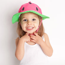 Load image into Gallery viewer, Zoocchini Sun Hat - Watermelon