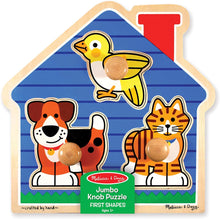 Load image into Gallery viewer, Housepets Jumbo Knob Collection