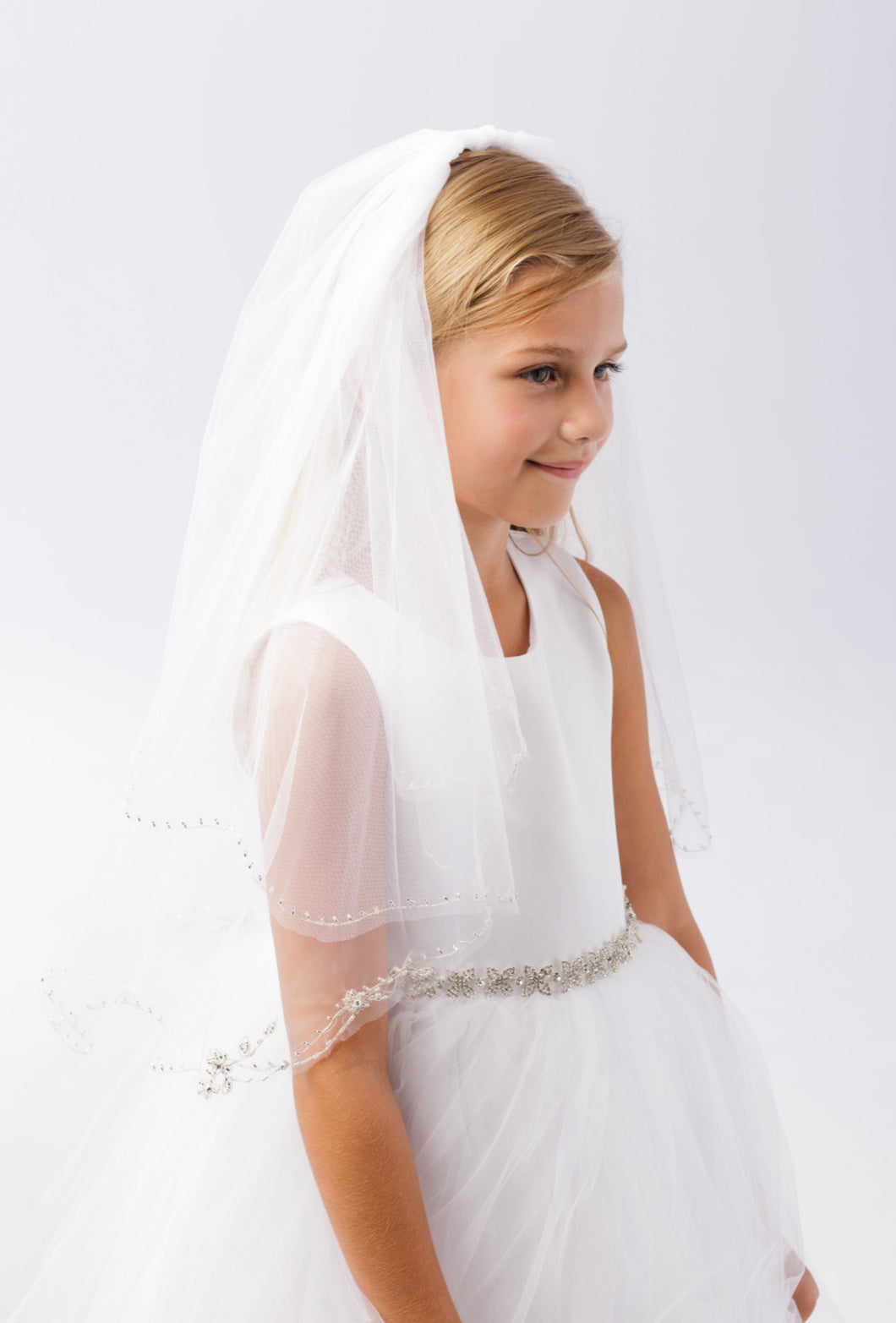 Perpetua First Holy Communion Veil