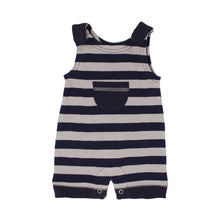 Load image into Gallery viewer, Lovedbaby Striped Organic Sleevless Romper