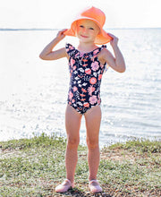 Load image into Gallery viewer, Botanical Beach One Piece Swim Suit