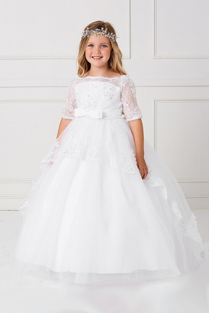Pauline First Holy Communion Dress