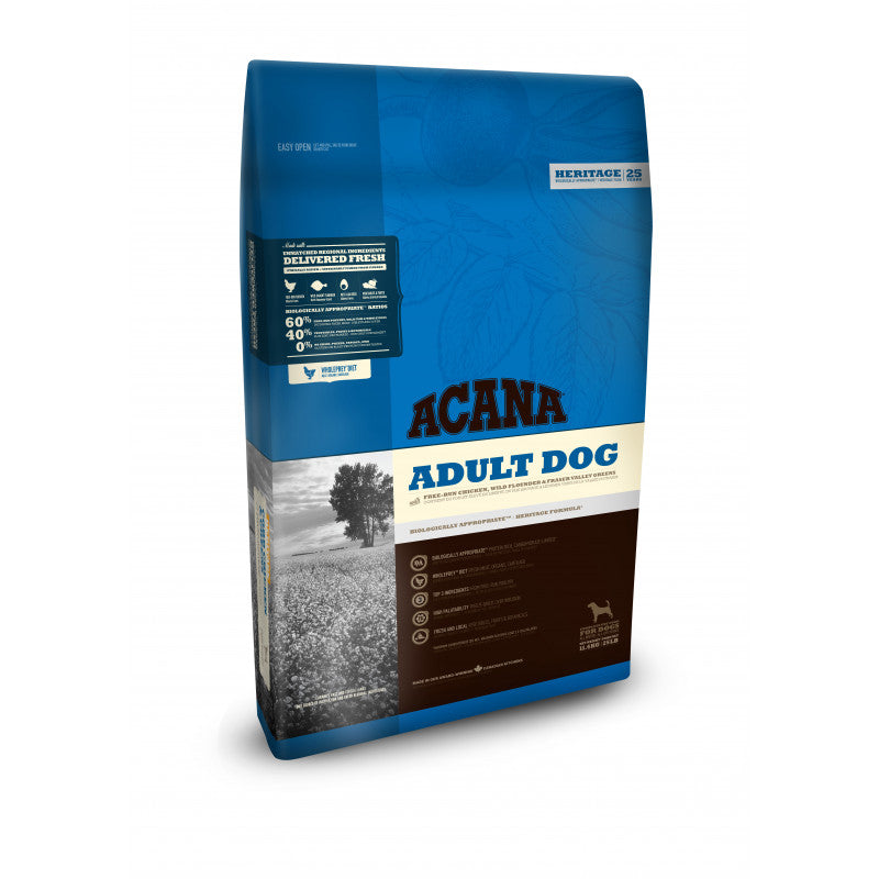 Acana Adult Dog 17 kg