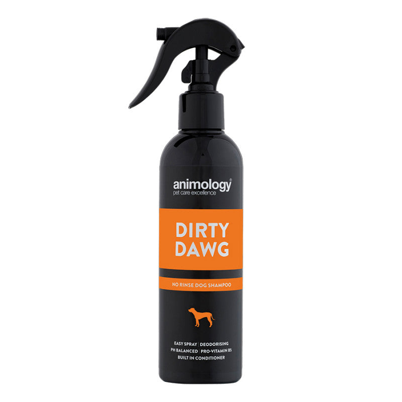 Animology Champu Lavado Seco 250ml (dirty dawg)