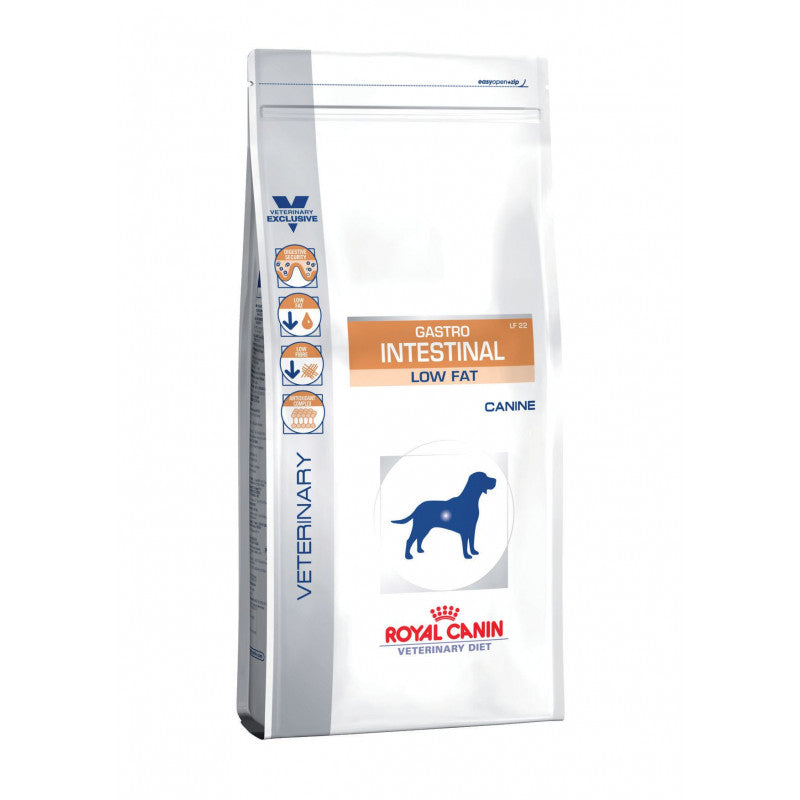 Diet Canine Gastro Intestinal Low Fat LF22 6 kg