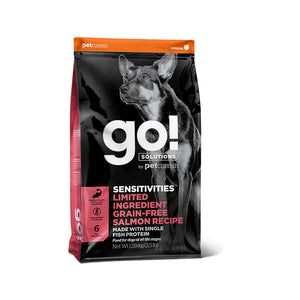 GO! SENSITIVITIES Limited Ingredient Grain Free Salmon Dog 1,6kg