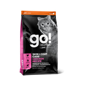 GO! SKIN + COAT Chicken Cat 3,7kg