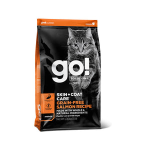 GO! SKIN + COAT Grain Free Salmon Cat 1,4kg