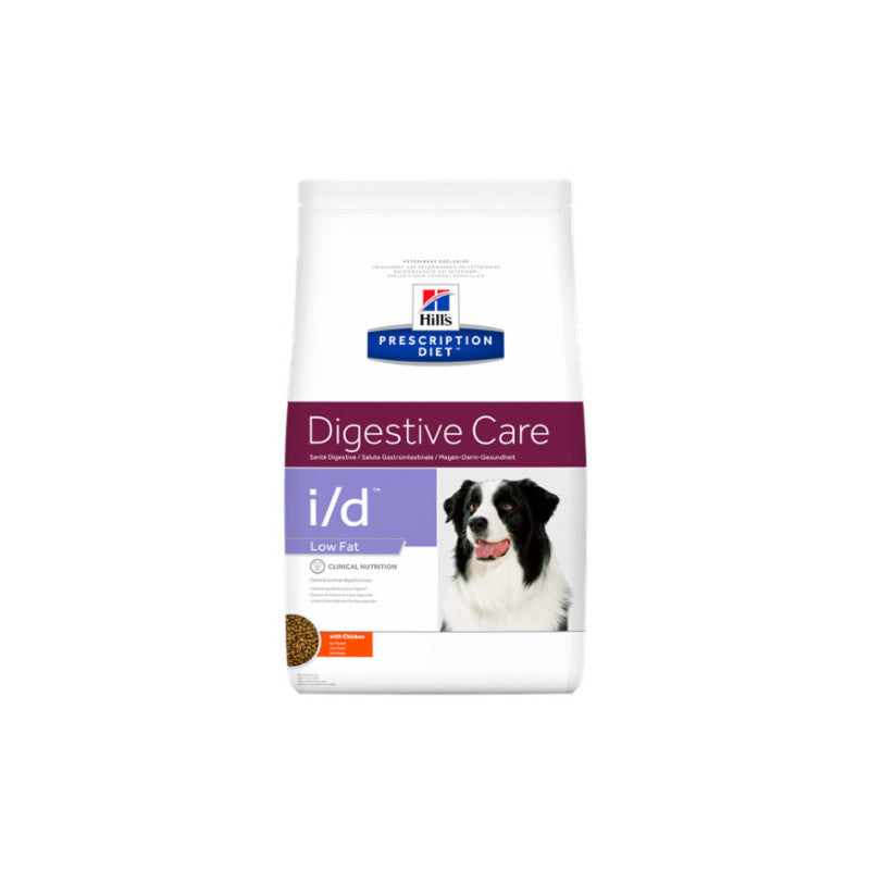 Hills Diet Canine i/d Low Fat 12 kg
