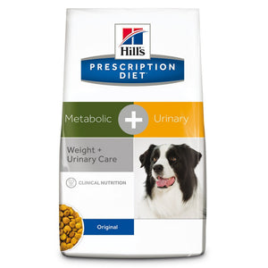 Hills Diet Canine Metabolic Urinary 12kg