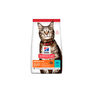 Hills feline Adulto optimal care atun 1,5 kg
