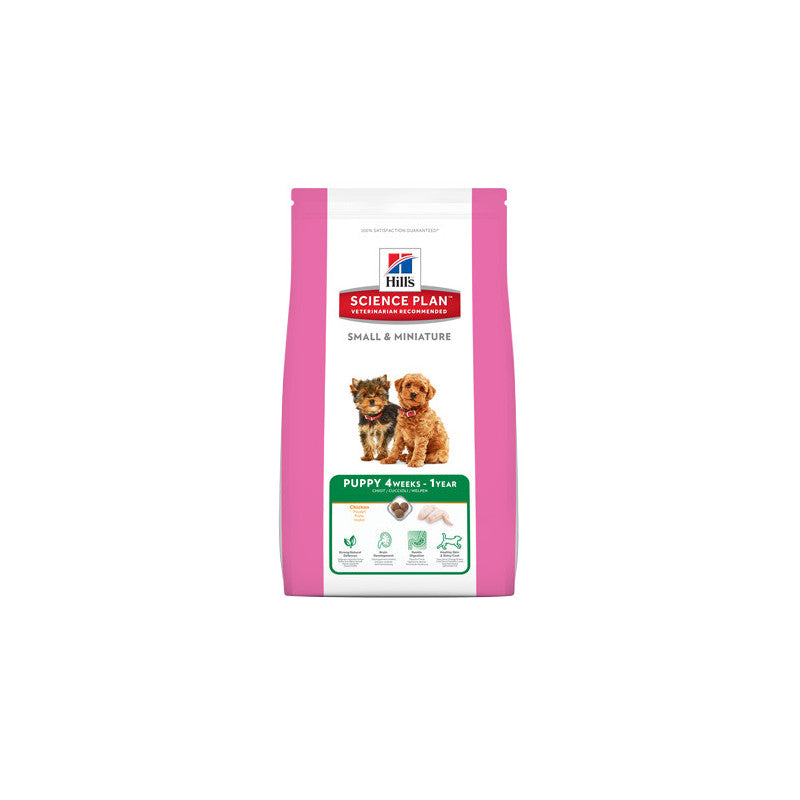 Hills Puppy Small Miniature 1,5Kg