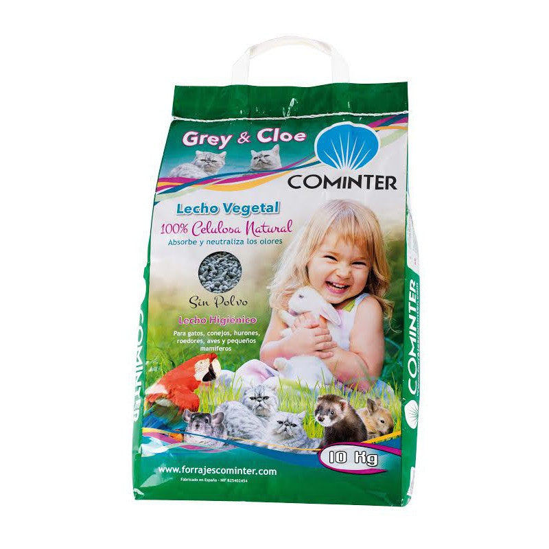 Lecho Vegetal Papel Cominter 10l