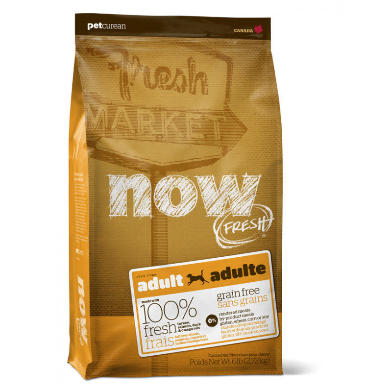 Now Grain Free Adult  Dog 2,7kg