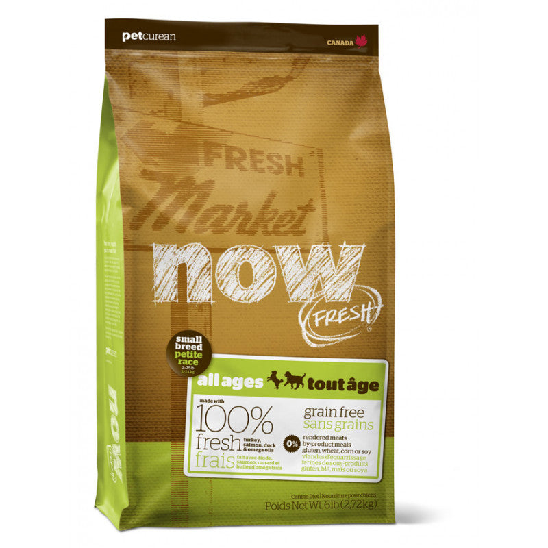 Now Grain Free Adult Small Breed Dog 2,7kg