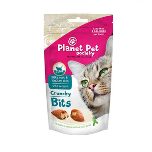 Planet Pet Gato Bits pelo y piel 40gr