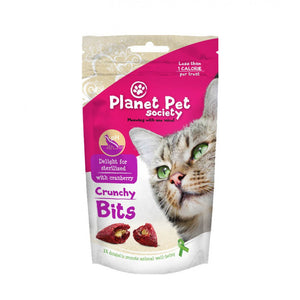 Planet Pet Gato Bits sterilized 40gr
