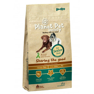 Planet Pet Senior Pollo 15 kg