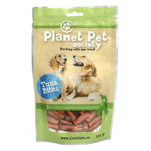 Planet Pet Snack bites atun 100g