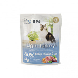 Profine Cat Light Turkey 0,3 kg