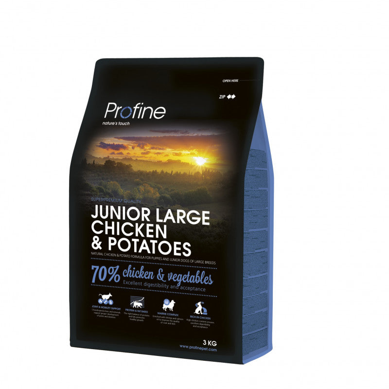 Profine Junior Large Breed Chicken 3 kg