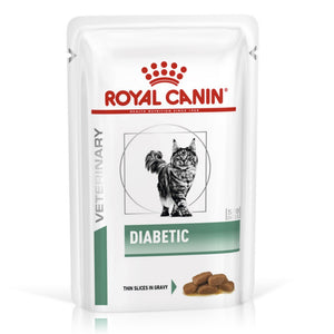 Royal Canin Diet Feline diabetic 12x85gr