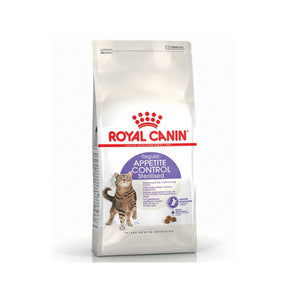 Royal Canin fel sterilised appet. control 4 kgs