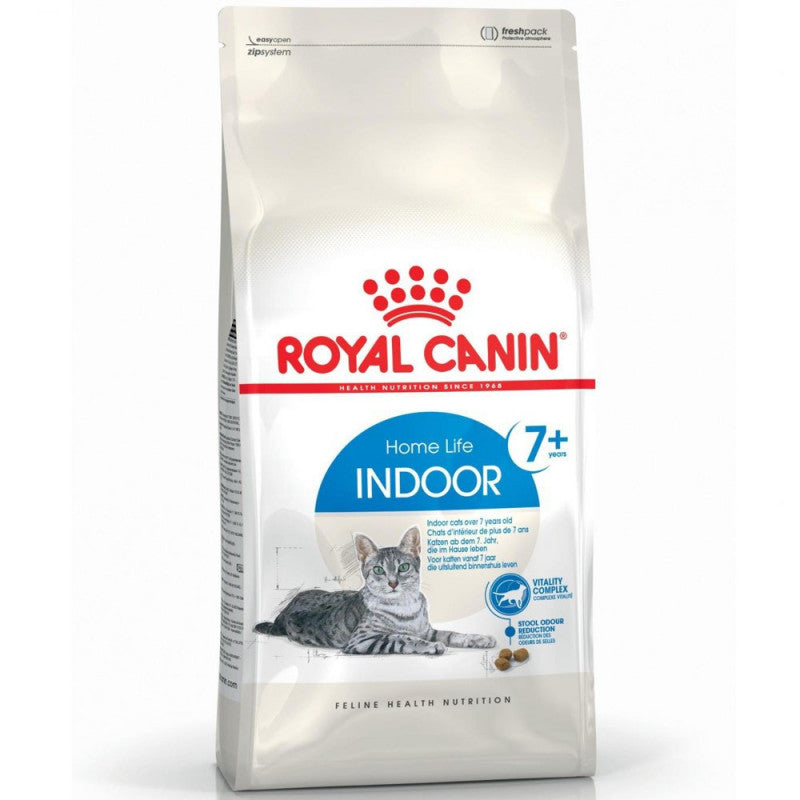 Royal Canin Feline Indoor 7+ 1,5 kg