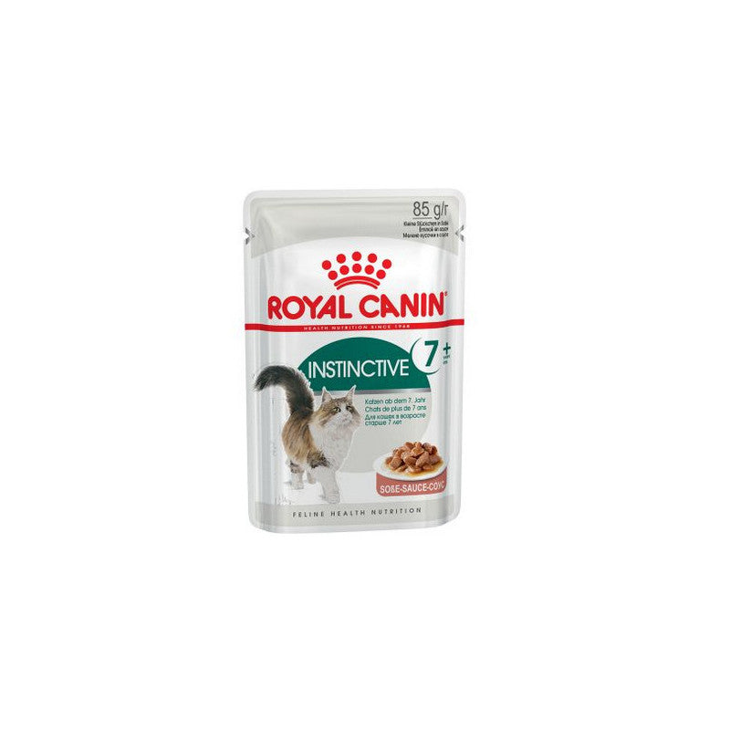Royal Canin Feline Instinctive +7 12x85 gr
