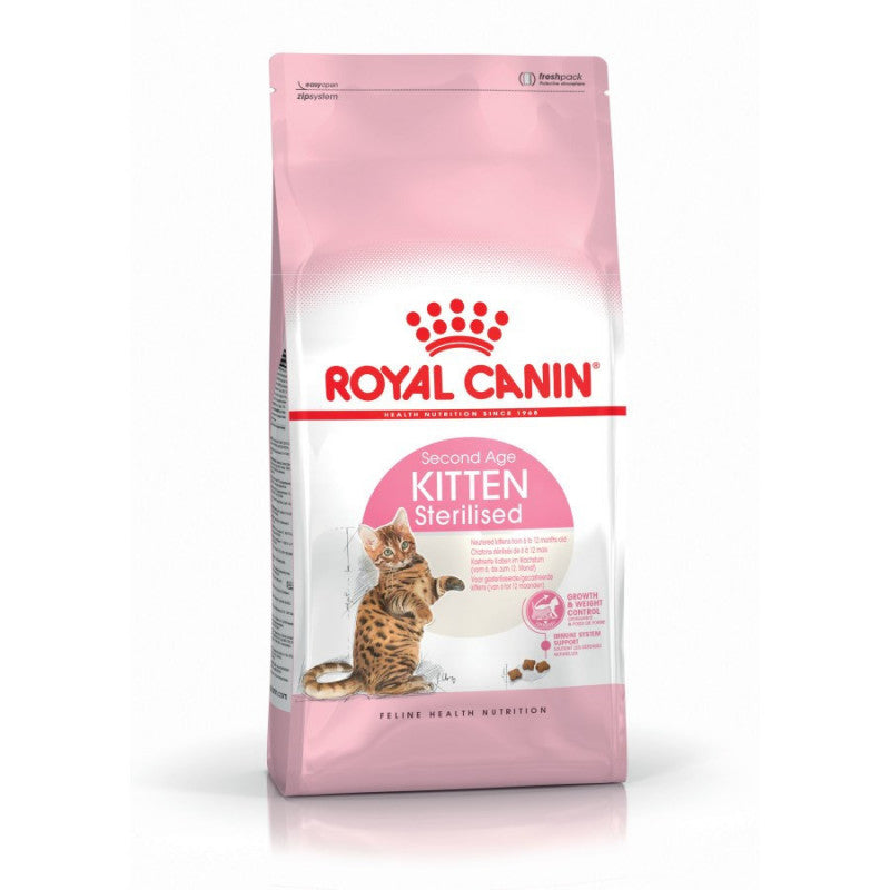 Royal Canin Feline Kitten Sterilised 0,4 kg