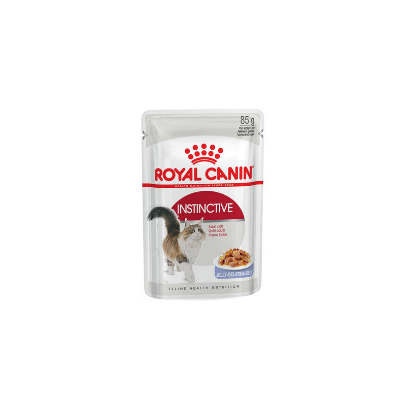 Royal Canin Feline Instinctive Jelly 12x85 gr