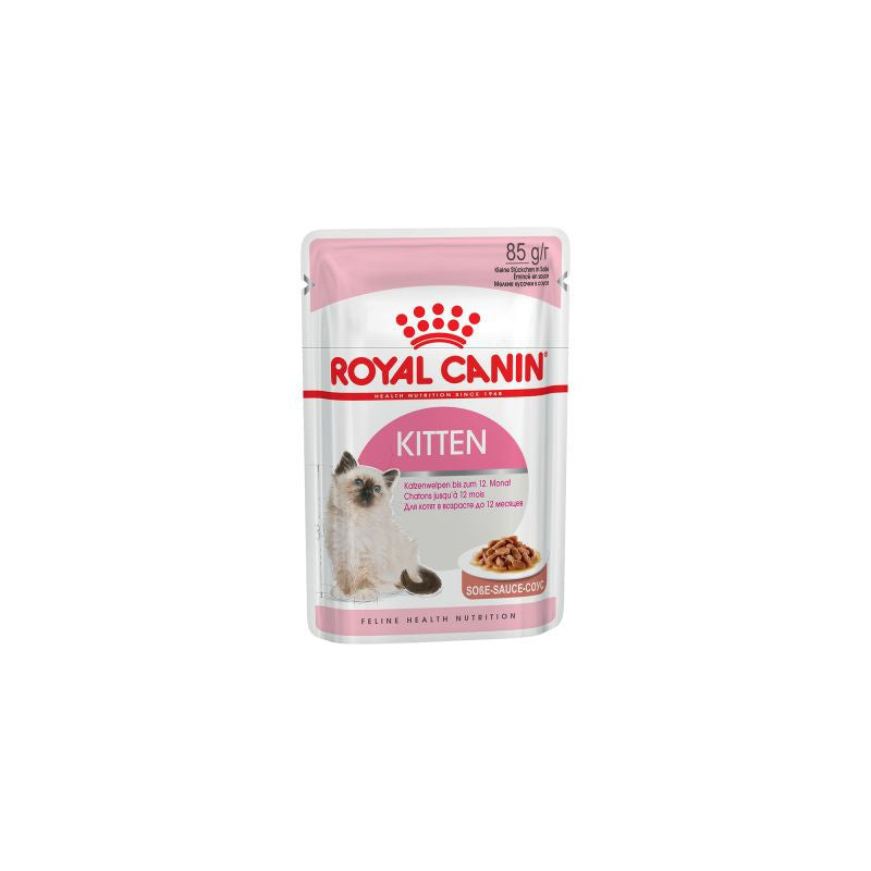 Royal Canin Kitten gravy (12 x 85 gr)