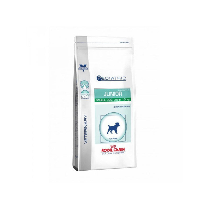 Royal Canin Vet Pediatric Junior Small Dog 2kg