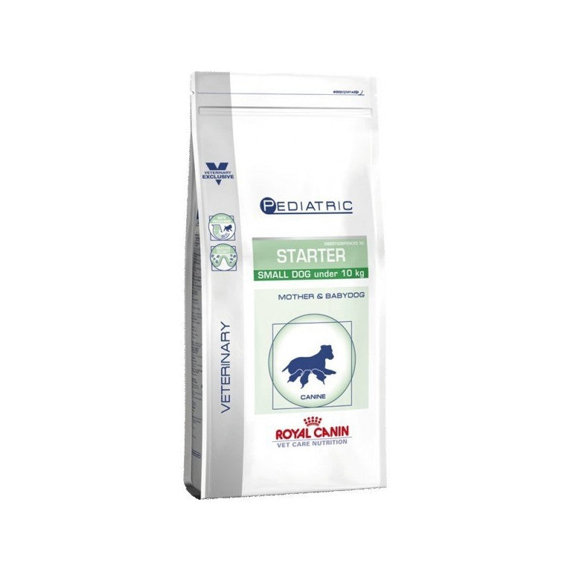 Royal Canin Vet Pediatric Starter Small Dog 1,5kg
