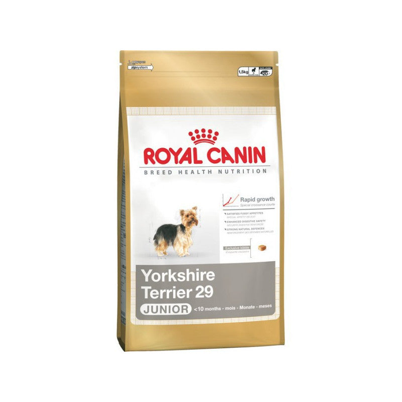 Royal Canin Yorkshire Terrier Junior 29 1,5 kg