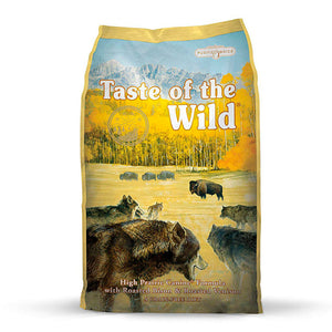 Taste of the wild High Prairie 12,2 kg