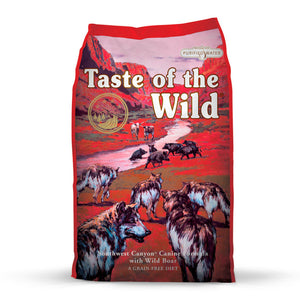 Taste of the wild South West Canyon 12,2 kg