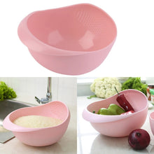 Load image into Gallery viewer, Rice Fruit Strainer Bowl
