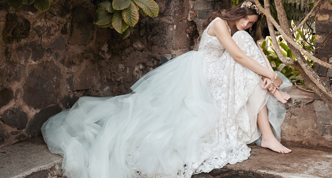 Beautifully Made & Ready to Wear Designer Wedding Dresses