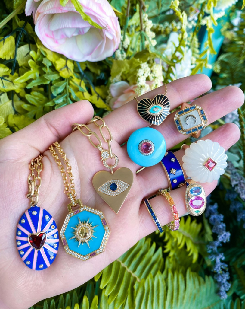 Five Jewelry Trends You'll Be Excited to Wear Spring 2021