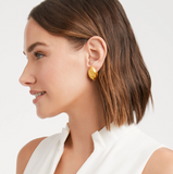 Shell Clip-On Gold