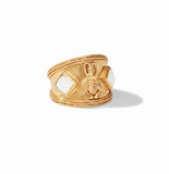 Bee Crest Ring
