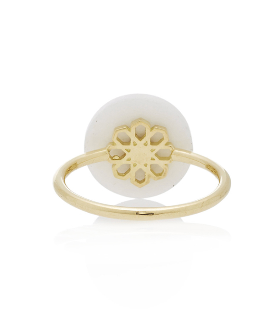 Co Exist Cross Ring