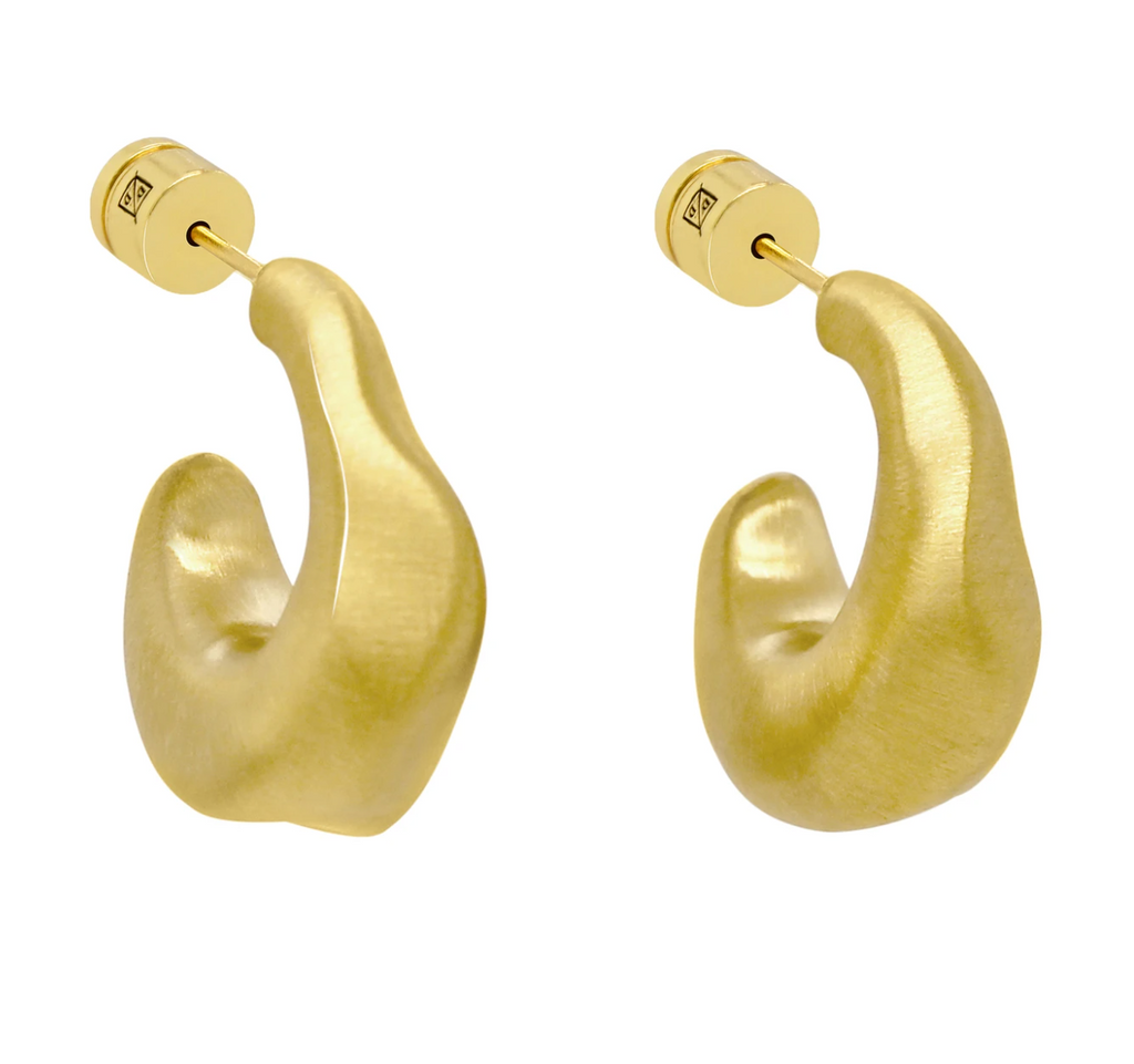 Lagos Huggie Earrings