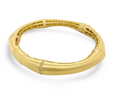 Bamboo Hinge Bangle