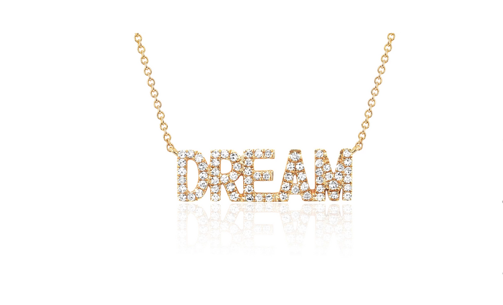 14KY Dream Necklace