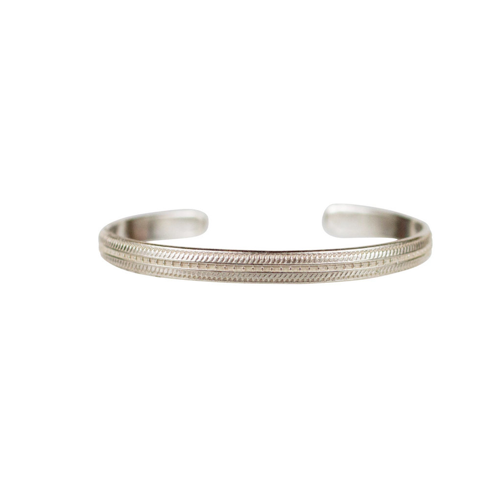 Sterling Silver Mindy Cuff